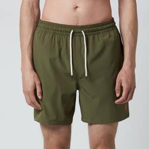 Polo Ralph Lauren Men's Traveler Swim Shorts - Supply Olive