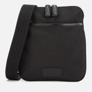 Polo Ralph Lauren Men's Nylon Cross Body Bag - Black