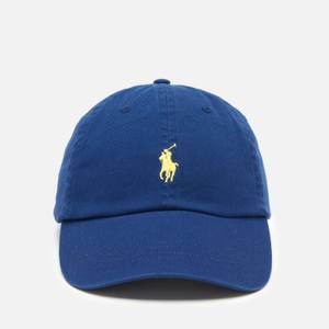 Polo Ralph Lauren Men's Cotton Chino Classic Sport Cap - Fall Royal