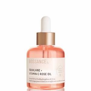 Biossance Squalane and Vitamin C Rose Oil 30ml