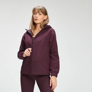 MP Women's Power Ultra Soft Shell Jacket - Port