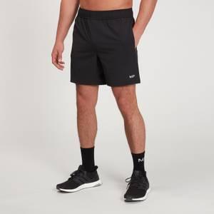 MP Men's Graphic Running Shorts - Black