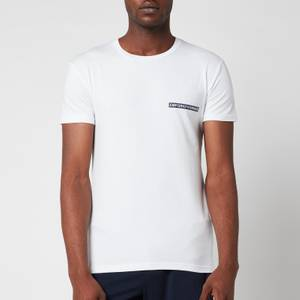 Emporio Armani Men's The New Icon Crew Neck T-Shirt - White