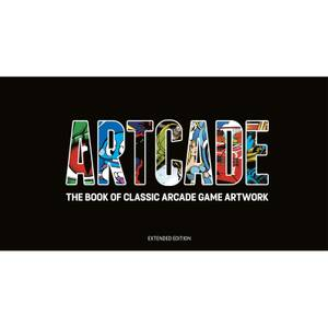 Bitmap Books ARTCADE - The Book of Classic Arcade Game Art (Extended Edition)