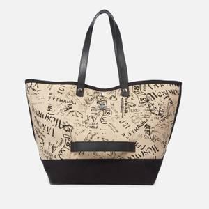 Vivienne Westwood Women's Utility Shopper Bag - Beige