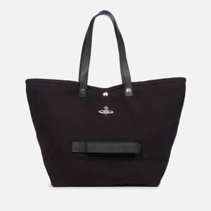 Vivienne Westwood Women's Utility Shopper Bag - Black