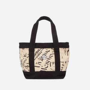Vivienne Westwood Women's Utility Mini Shopper Bag - Beige