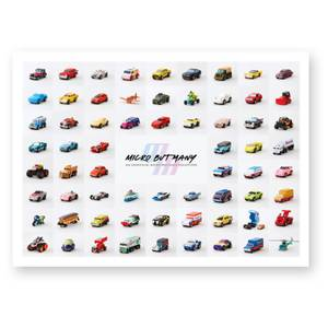 Bitmap Books Micro but Many: An Unofficial Micro Machines collection: Standard Edition