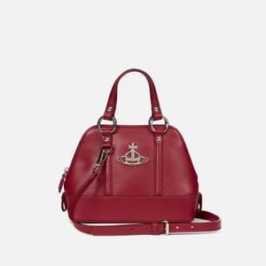 Vivienne Westwood Women's Jordan Small Handbag - Red