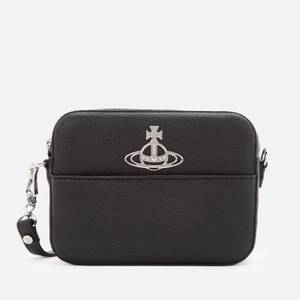 Vivienne Westwood Women's Johanna Cross Body Bag - Black