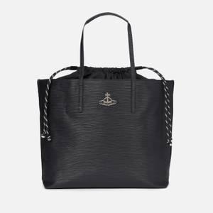 Vivienne Westwood Women's Polly Tote Bag - Black