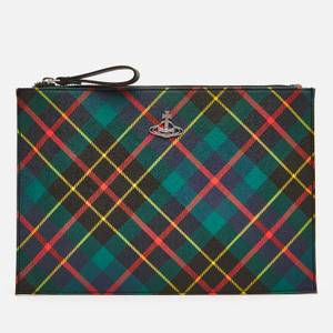 Vivienne Westwood Women's Derby Pouch Bag - Hunting Tartan