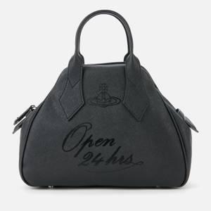 Vivienne Westwood Women's Derby Medium Yasmine Bag - Open 24H/Black