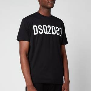 Dsquared2 Men's Maple T-Shirt - Black