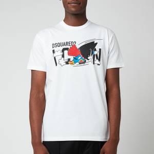 Dsquared2 Men's Canada Icon T-Shirt - White