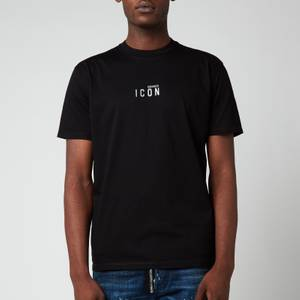 Dsquared2 Men's Icon Reflex T-Shirt - Black