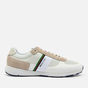 PS Paul Smith Men's Huey Running Style Trainers - White