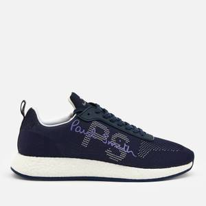 PS Paul Smith Men's Zeus Running Style Trainers - Dark Navy