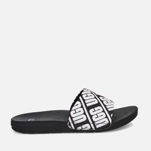 UGG Kids' Beach Sliders - Black