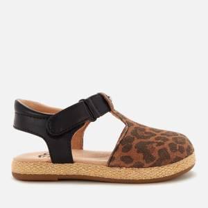 UGG Kids' Emmery Sandals - Leopard