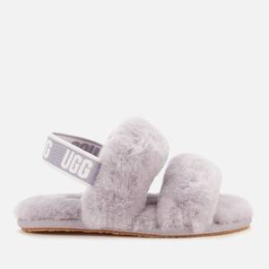 UGG Toddlers' Oh Yeah Slipppers - Soft Amethyst