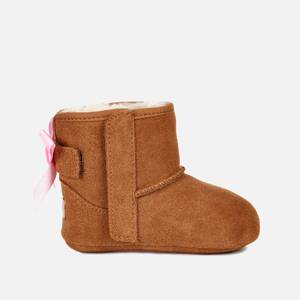 UGG Babies Jesse Bow II Boots - Chestnut