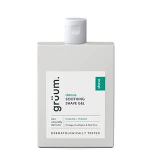 grüum Danne Soothing Shave Gel 120ml