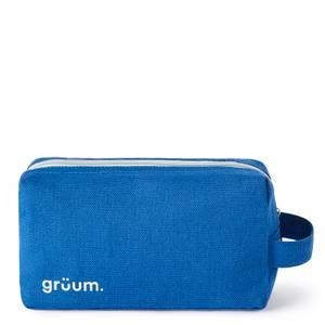 grüum Reise Wash Bag - Blue