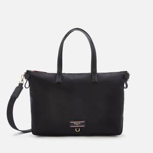 Bally Women's Embeth Nylon Tote Bag - Black