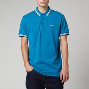 BOSS Athleisure Men's Paddy Polo-Shirt - Turquoise/Aqua