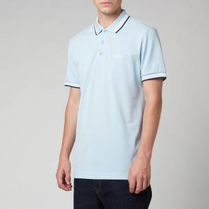 BOSS Athleisure Men's Paddy Polo-Shirt - Open Blue