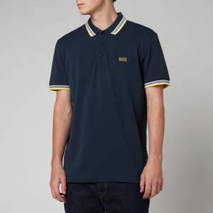 BOSS Athleisure Men's Paddy Polo-Shirt - Dark Blue