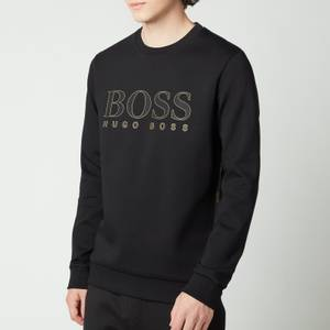 BOSS Athleisure Men's Salbo Iconic Sweatshirt - Black