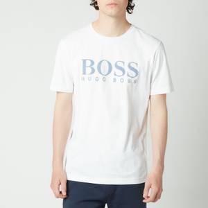 BOSS Athleisure Men's Tee 5 T-Shirt - White