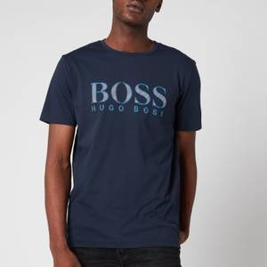 BOSS Athleisure Men's Tee 5 T-Shirt - Navy