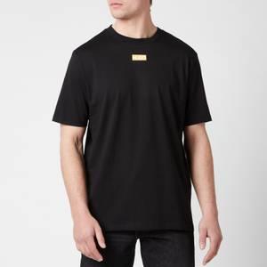 HUGO Men's Durned212 T-Shirt - Black