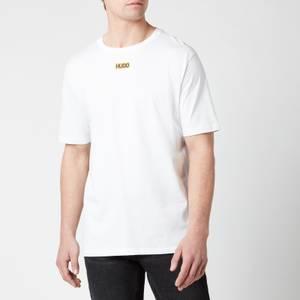 HUGO Men's Durned212 T-Shirt - White