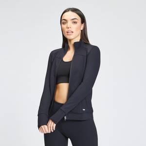 MP Women's Power Regular Fit Jacket - Black