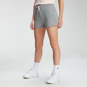 MP Women's Essentials Lounge Shorts - Grey Marl