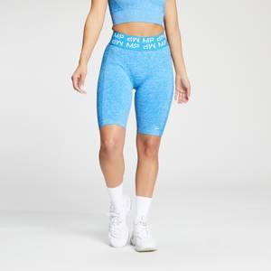 MP Women's Curve Cycling Shorts - Bright Blue