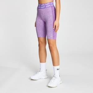 MP Women's Curve Cycling Shorts - Deep Lilac