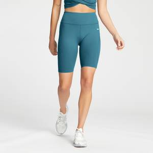 MP Women's Power Cycling Shorts - Ocean Blue