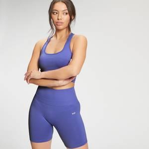 MP Women's Shape Seamless Ultra Cycling Shorts - Bluebell