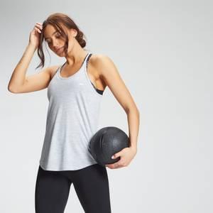 MP Women's Essentials Training Escape Vest - Grey Marl