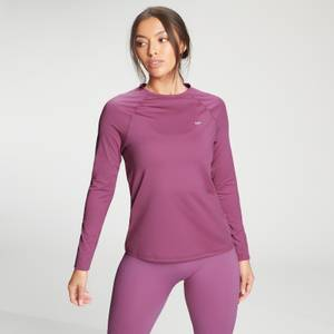 MP Women's Essentials Training Slim Fit Long Sleeve Top - Orchid