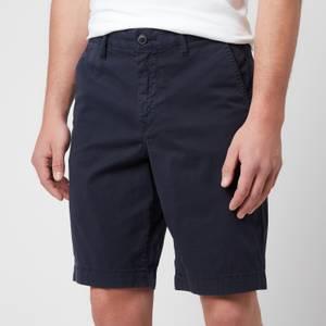 BOSS Casual Men's Schino Taber Shorts - Dark Blue