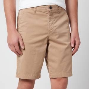 BOSS Casual Men's Schino Taber Shorts - Medium Beige