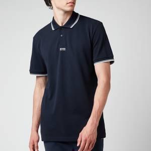 BOSS Casual Men's Pchup Polo Shirt - Dark Blue