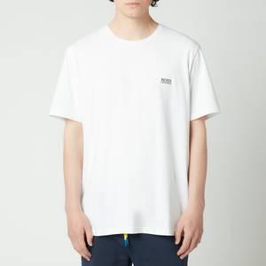 BOSS Bodywear Men's Mix&Match Crewneck T-Shirt - Natural