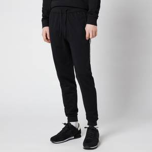 BOSS Bodywear Men's Authentic French Terry Joggers - Black
